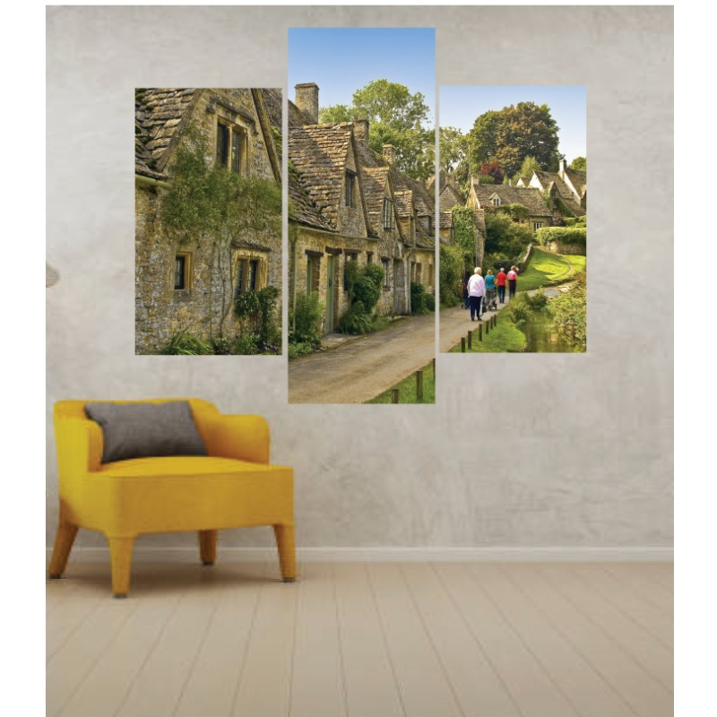 Wall Frames 3 Pieces Set Canvas – Digitally Printed Wall Canvas TJ-10