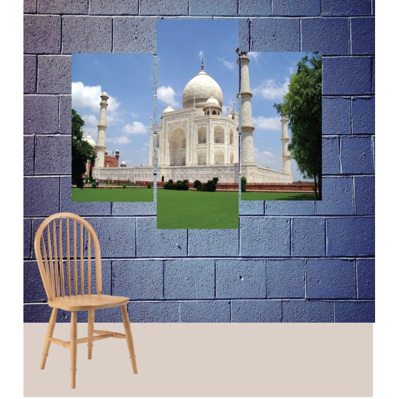 Wall Frames 3 Pieces Set Canvas – Digitally Printed Wall Canvas TJ-103