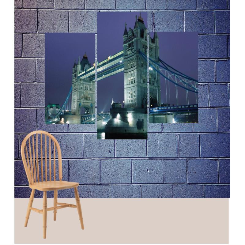 Wall Frames 3 Pieces Set Canvas – Digitally Printed Wall Canvas TJ-106