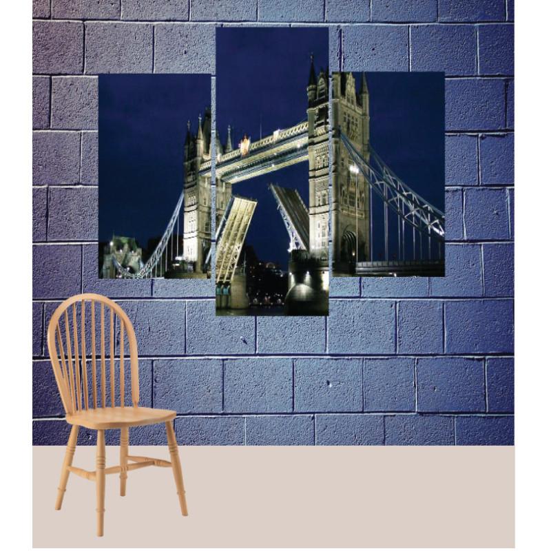 Wall Frames 3 Pieces Set Canvas – Digitally Printed Wall Canvas TJ-107