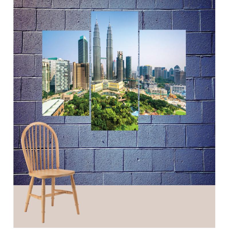 Wall Frames 3 Pieces Set Canvas – Digitally Printed Wall Canvas TJ-110