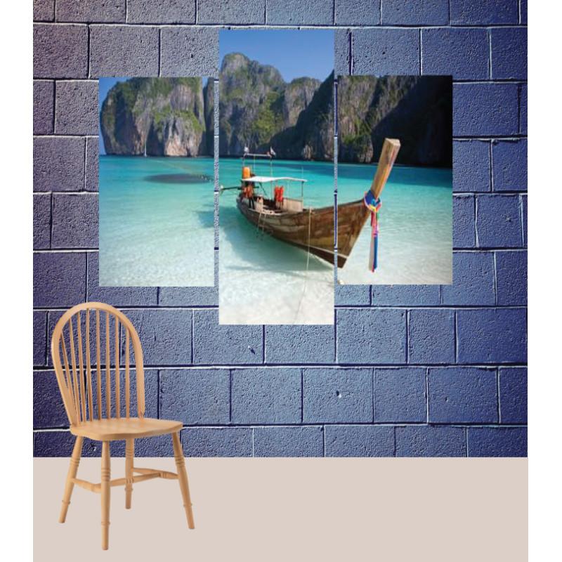 Wall Frames 3 Pieces Set Canvas – Digitally Printed Wall Canvas TJ-129