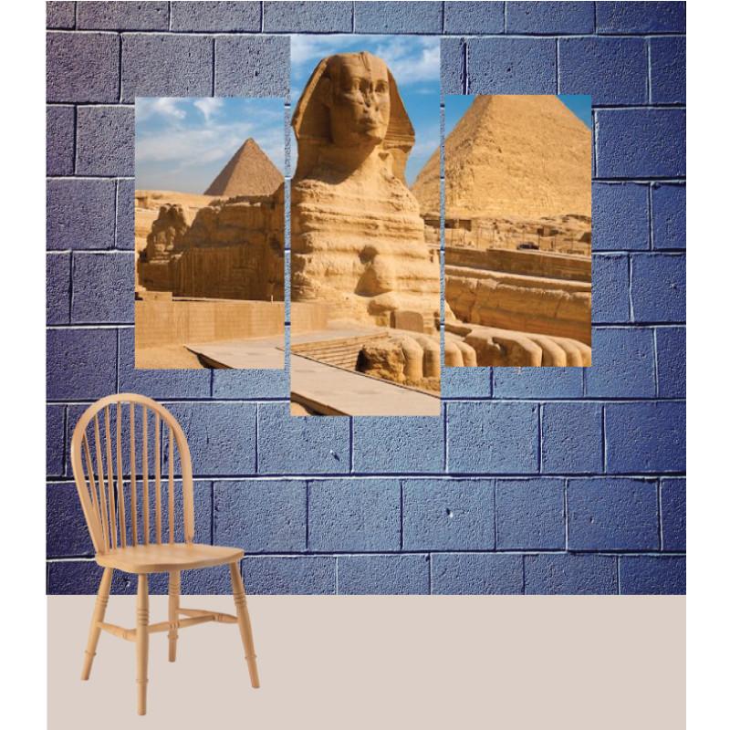 Wall Frames 3 Pieces Set Canvas – Digitally Printed Wall Canvas TJ-143