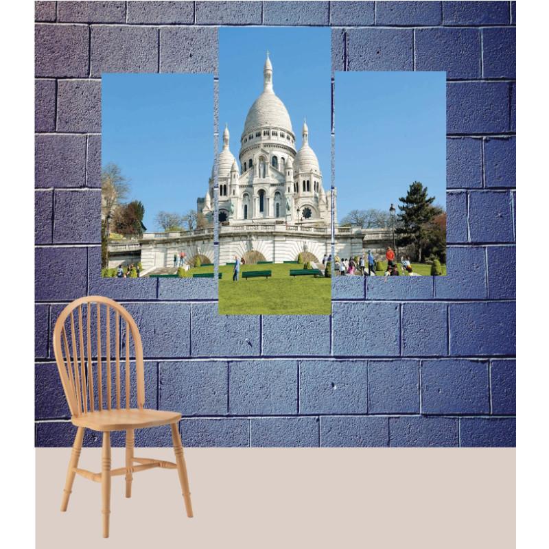 Wall Frames 3 Pieces Set Canvas – Digitally Printed Wall Canvas TJ-148