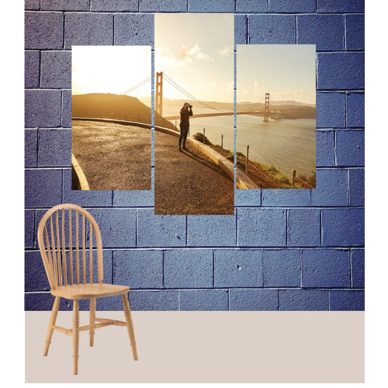 Wall Frames 3 Pieces Set Canvas – Digitally Printed Wall Canvas TJ-156