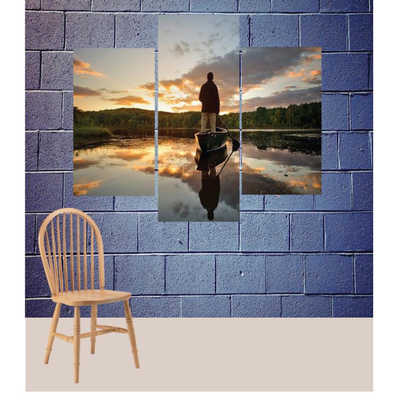 Wall Frames 3 Pieces Set Canvas – Digitally Printed Wall Canvas TJ-158