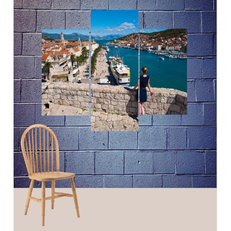 Wall Frames 3 Pieces Set Canvas – Digitally Printed Wall Canvas TJ-167