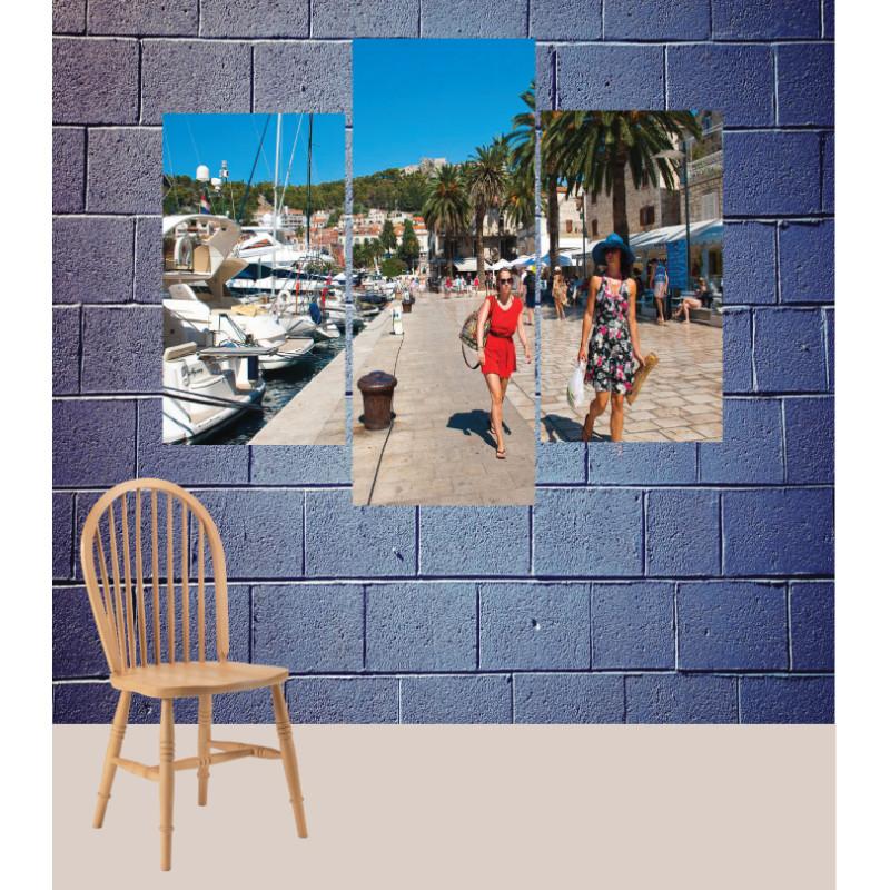 Wall Frames 3 Pieces Set Canvas – Digitally Printed Wall Canvas TJ-168