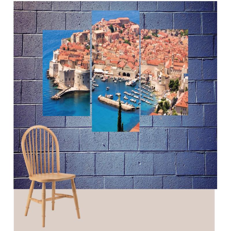 Wall Frames 3 Pieces Set Canvas – Digitally Printed Wall Canvas TJ-171