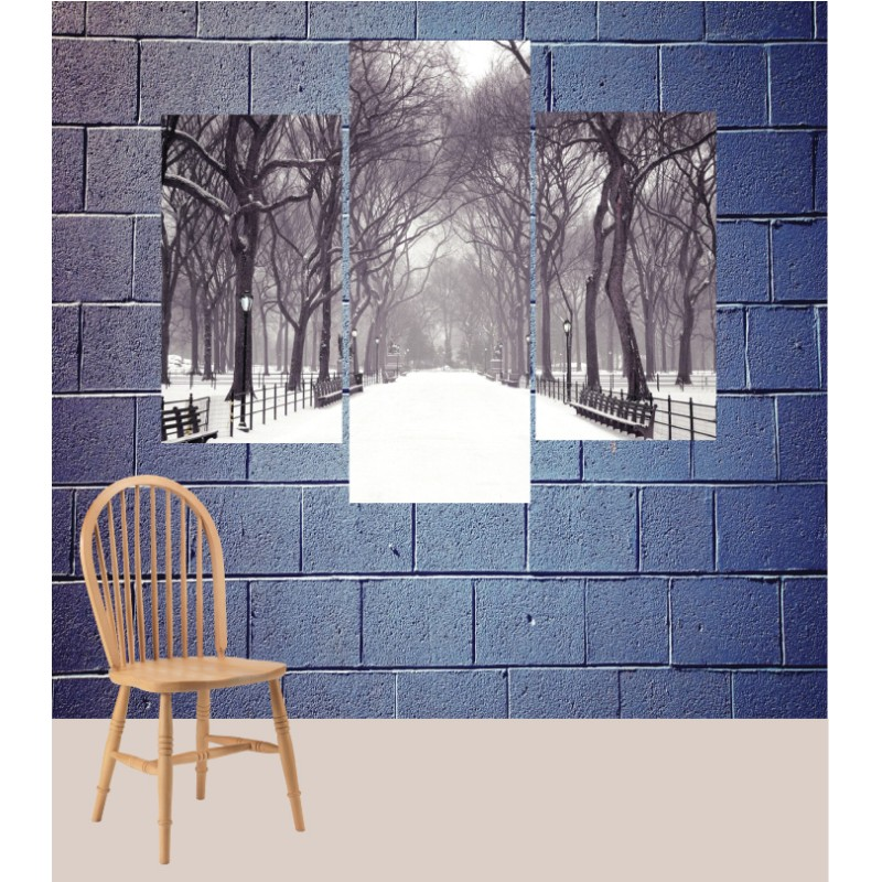 Wall Frames 3 Pieces Set Canvas – Digitally Printed Wall Canvas TJ-178