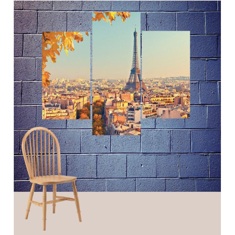 Wall Frames 3 Pieces Set Canvas – Digitally Printed Wall Canvas TJ-190