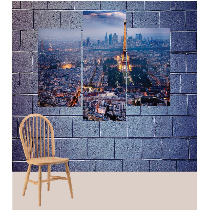 Wall Frames 3 Pieces Set Canvas – Digitally Printed Wall Canvas TJ-192
