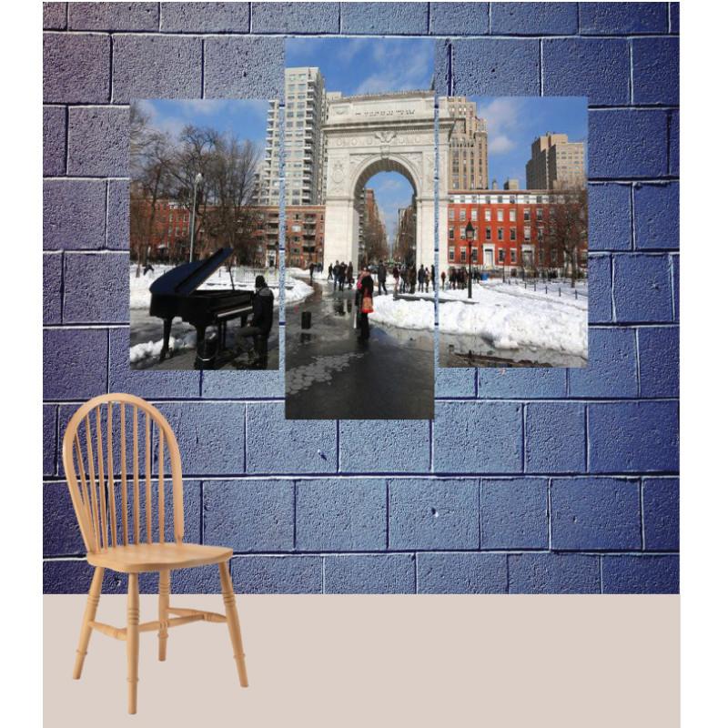 Wall Frames 3 Pieces Set Canvas – Digitally Printed Wall Canvas TJ-199