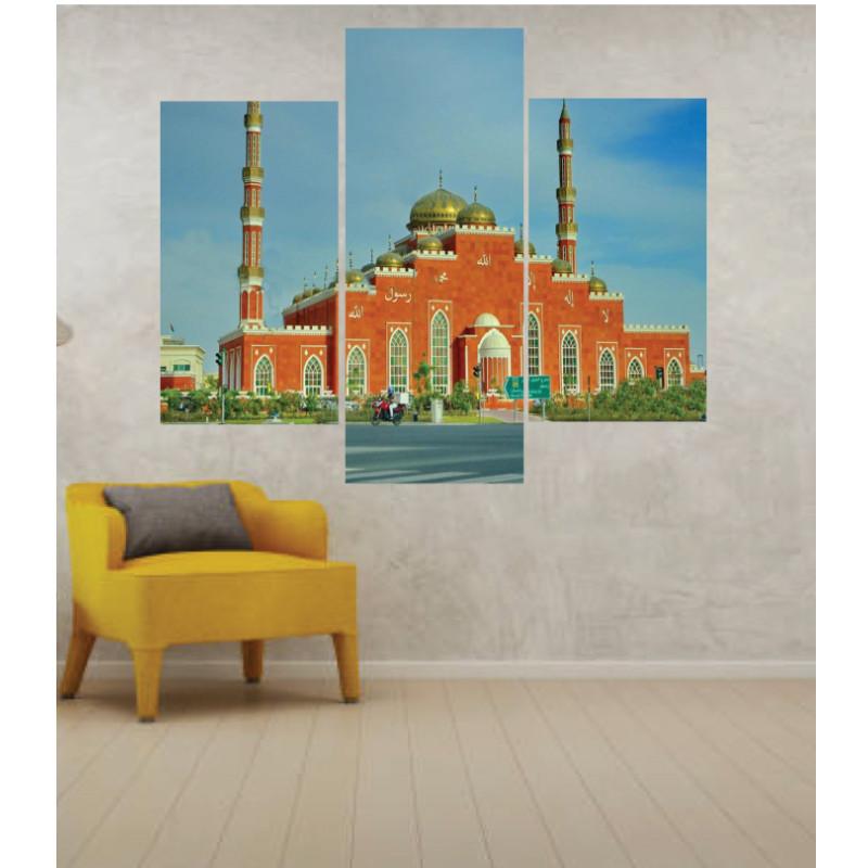 Wall Frames 3 Pieces Set Canvas – Digitally Printed Wall Canvas TJ-20