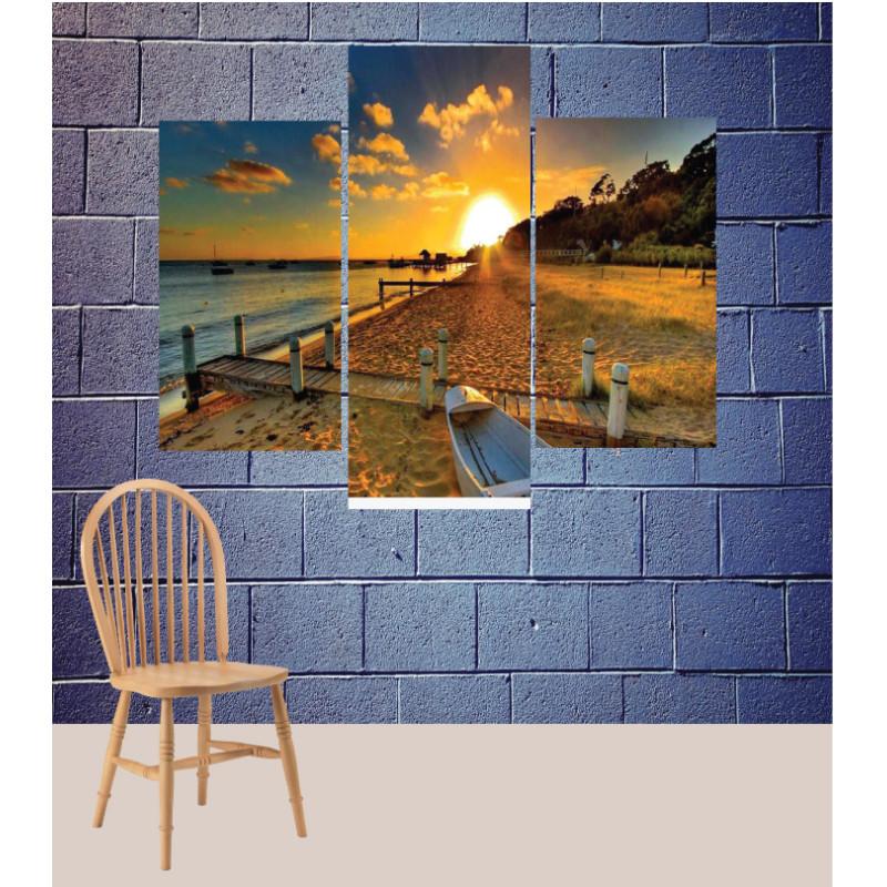 Wall Frames 3 Pieces Set Canvas – Digitally Printed Wall Canvas TJ-200