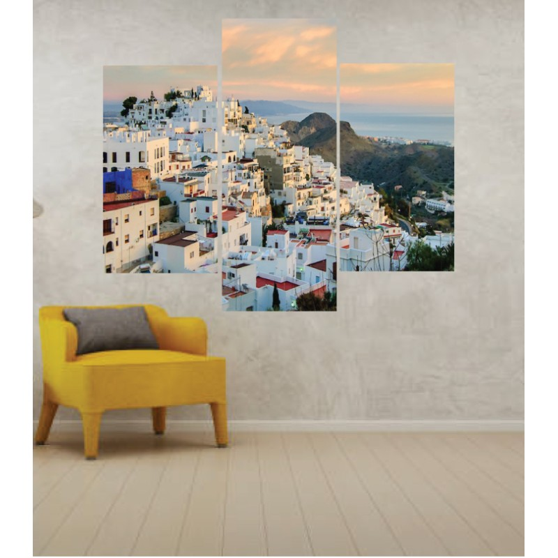 Wall Frames 3 Pieces Set Canvas – Digitally Printed Wall Canvas TJ-223