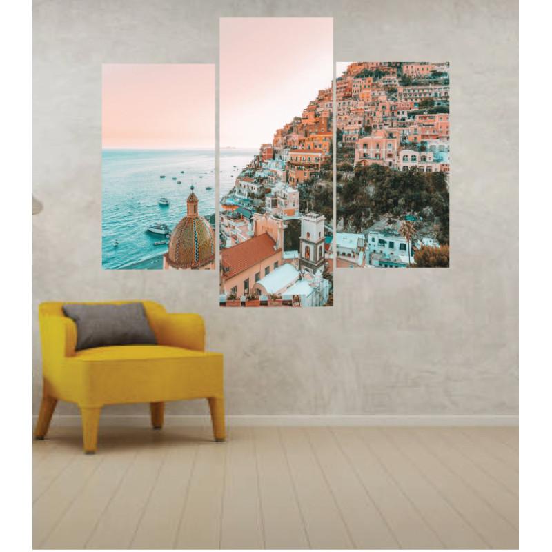 Wall Frames 3 Pieces Set Canvas – Digitally Printed Wall Canvas TJ-226