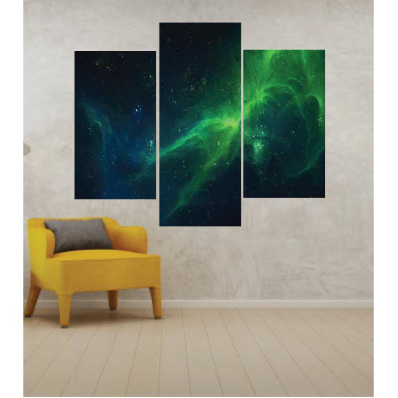 Wall Frames 3 Pieces Set Canvas – Digitally Printed Wall Canvas TJ-246