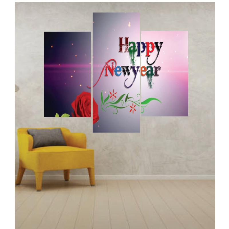 Wall Frames 3 Pieces Set Canvas – Digitally Printed Wall Canvas TJ-06