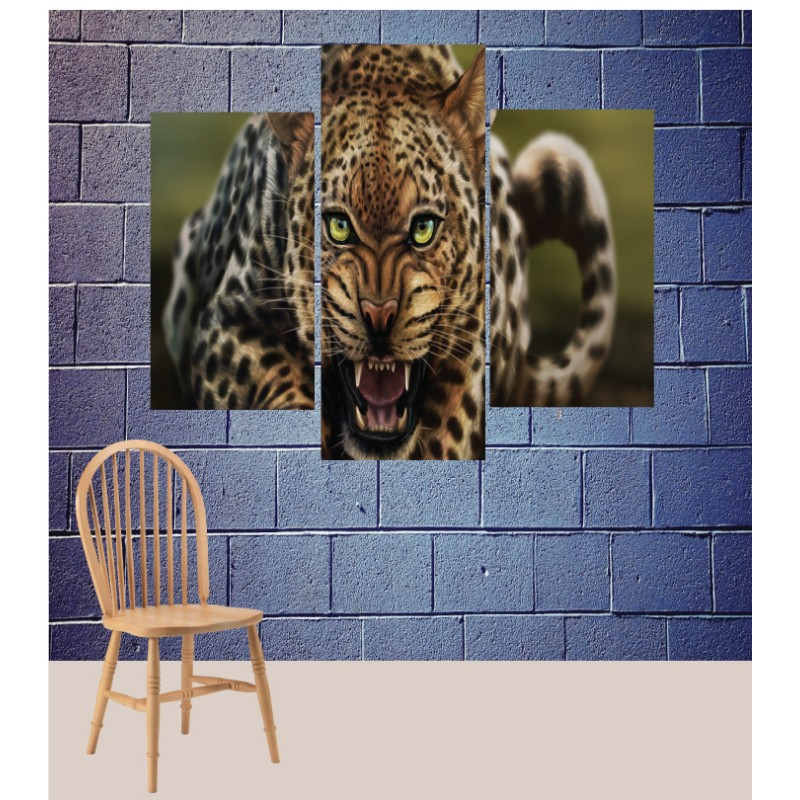 Wall Frames 3 Pieces Set Canvas – Digitally Printed Wall Canvas TJ-100