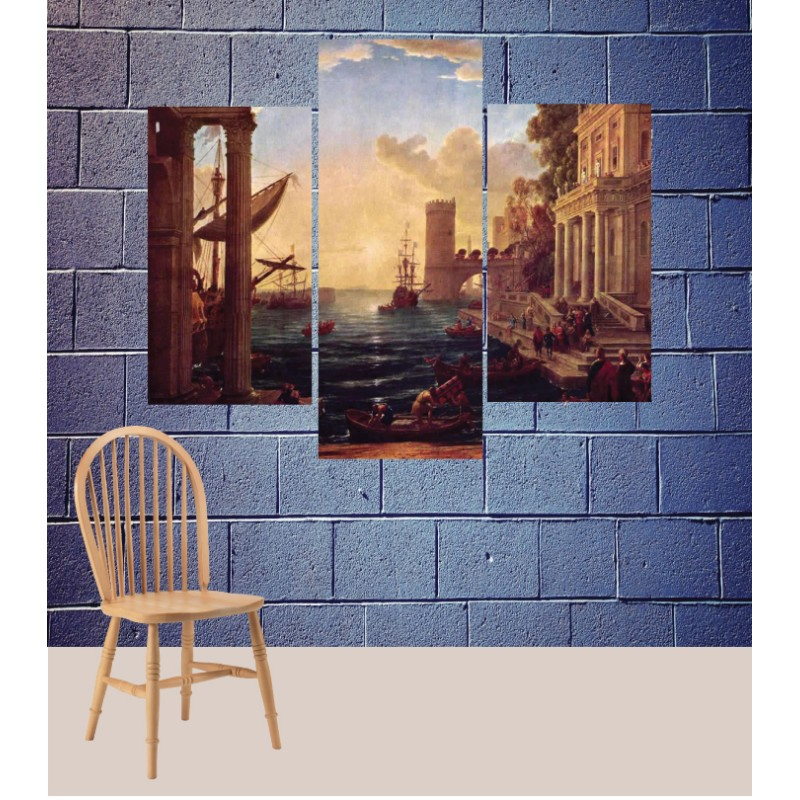 Wall Frames 3 Pieces Set Canvas – Digitally Printed Wall Canvas TJ-101