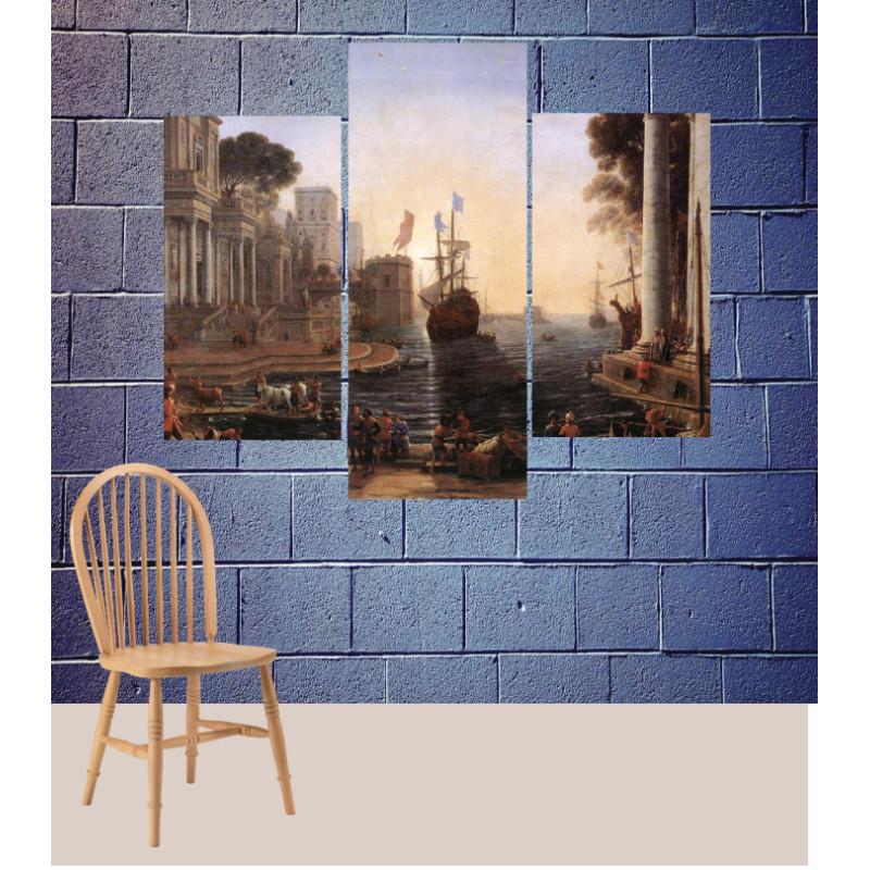 Wall Frames 3 Pieces Set Canvas – Digitally Printed Wall Canvas TJ-102