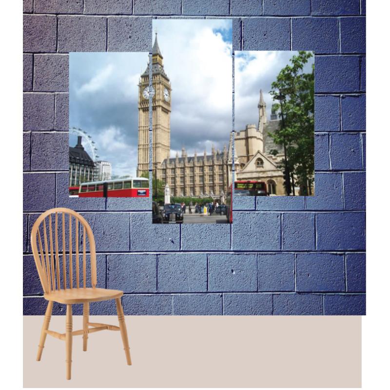 Wall Frames 3 Pieces Set Canvas – Digitally Printed Wall Canvas TJ-104