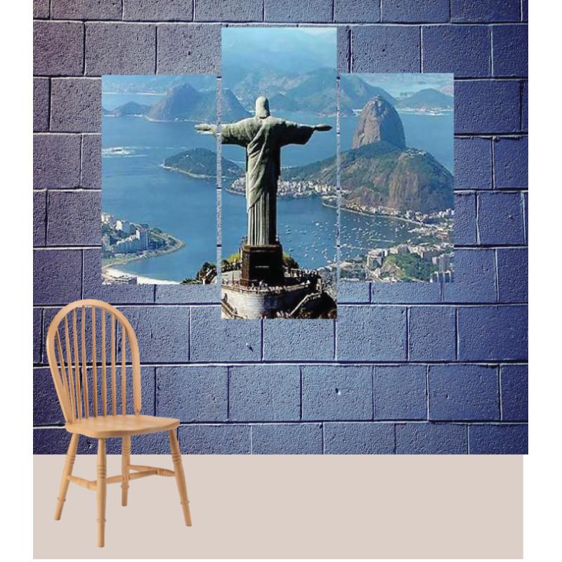 Wall Frames 3 Pieces Set Canvas – Digitally Printed Wall Canvas TJ-105