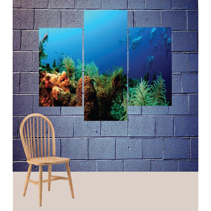Wall Frames 3 Pieces Set Canvas – Digitally Printed Wall Canvas TJ-125