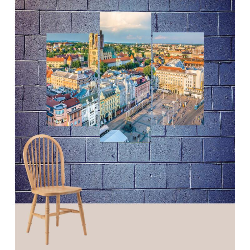 Wall Frames 3 Pieces Set Canvas – Digitally Printed Wall Canvas TJ-127
