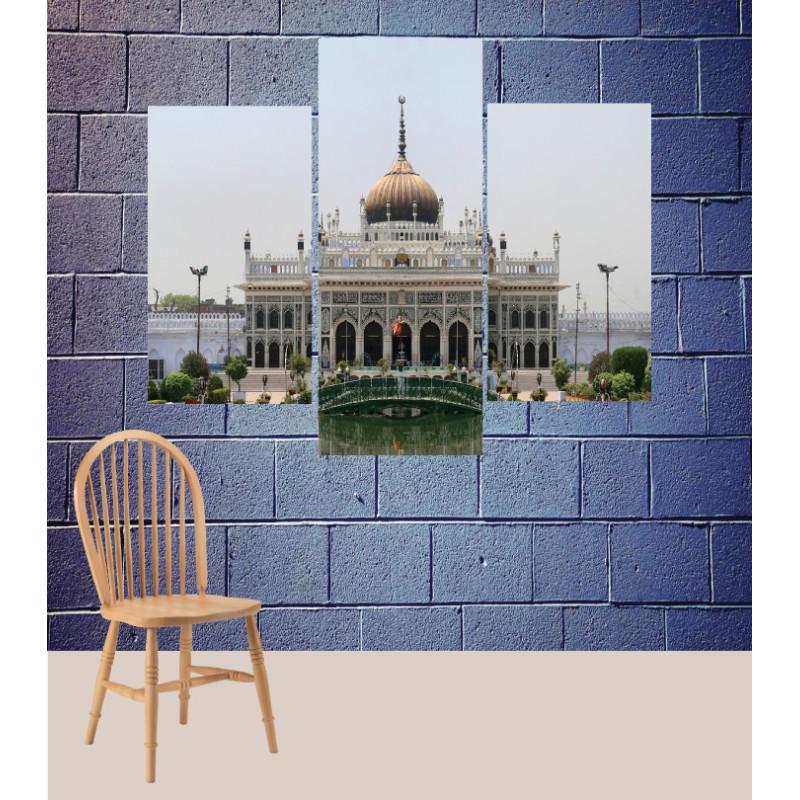 Wall Frames 3 Pieces Set Canvas – Digitally Printed Wall Canvas TJ-128
