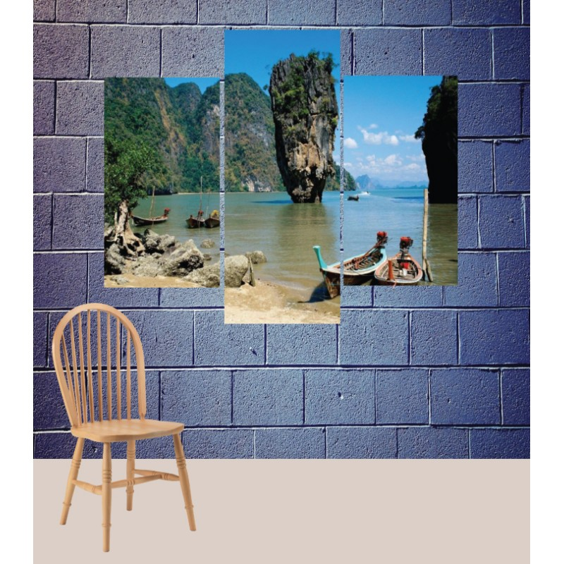 Wall Frames 3 Pieces Set Canvas – Digitally Printed Wall Canvas TJ-130
