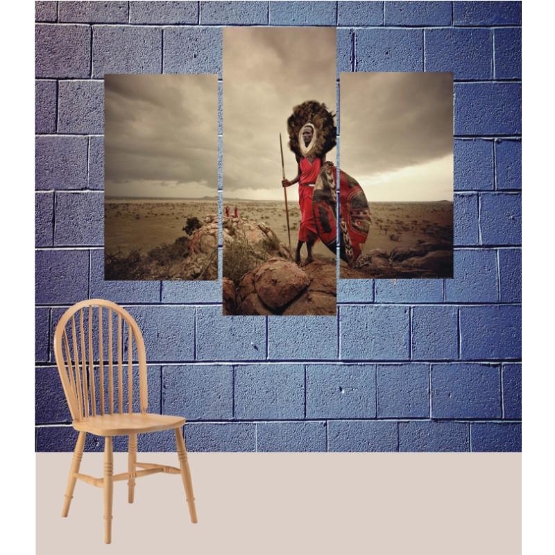 Wall Frames 3 Pieces Set Canvas – Digitally Printed Wall Canvas TJ-142