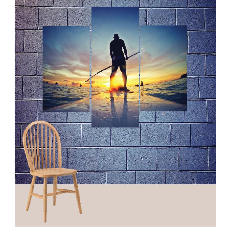 Wall Frames 3 Pieces Set Canvas – Digitally Printed Wall Canvas TJ-155