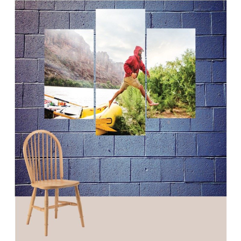 Wall Frames 3 Pieces Set Canvas – Digitally Printed Wall Canvas TJ-157