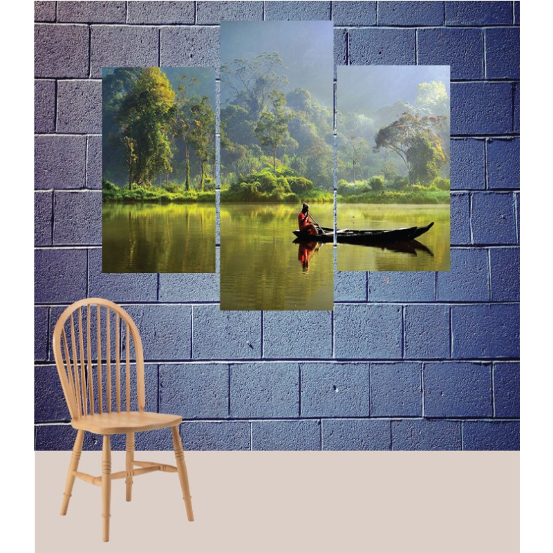 Wall Frames 3 Pieces Set Canvas – Digitally Printed Wall Canvas TJ-159