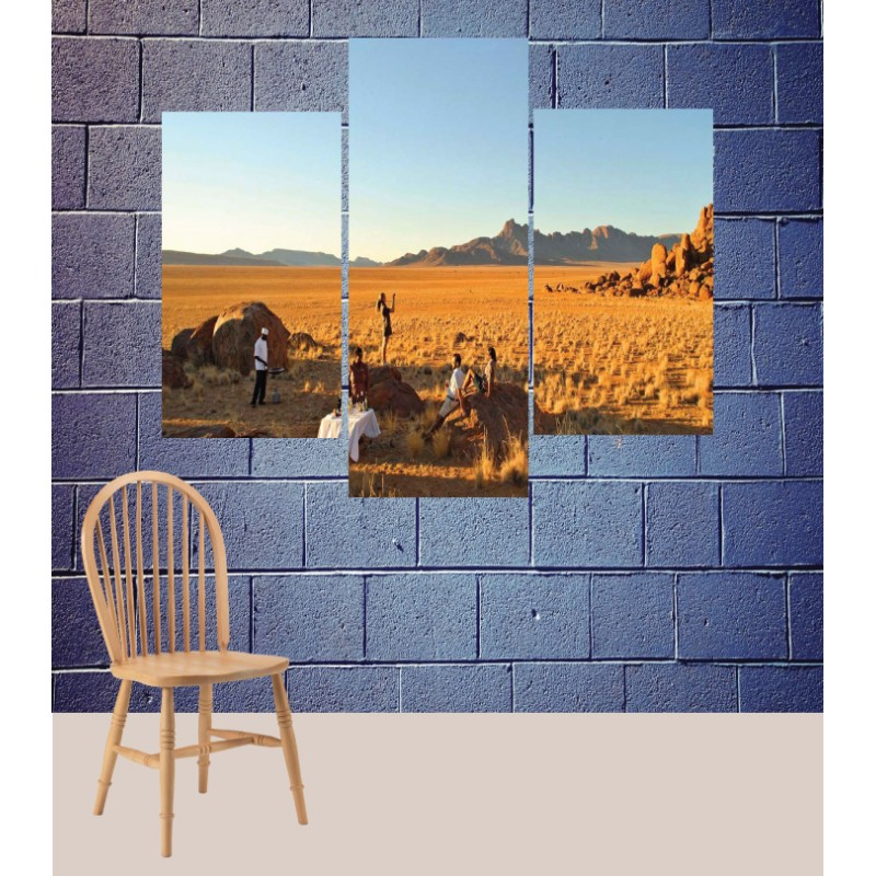 Wall Frames 3 Pieces Set Canvas – Digitally Printed Wall Canvas TJ-161
