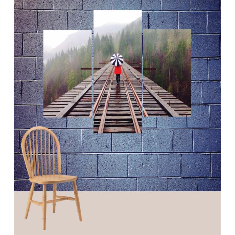 Wall Frames 3 Pieces Set Canvas – Digitally Printed Wall Canvas TJ-162