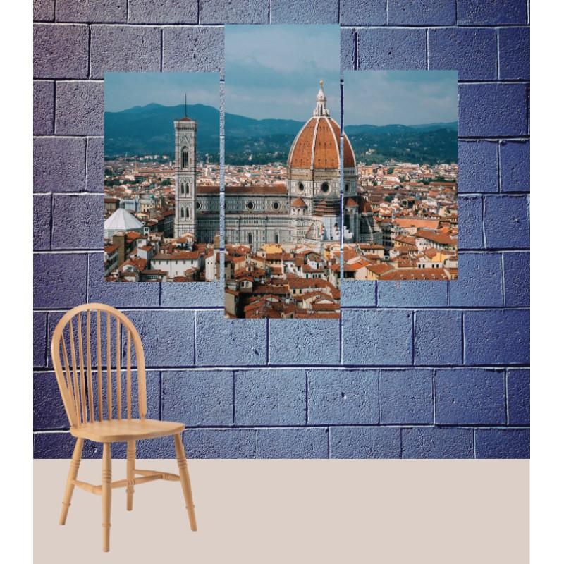 Wall Frames 3 Pieces Set Canvas – Digitally Printed Wall Canvas TJ-166