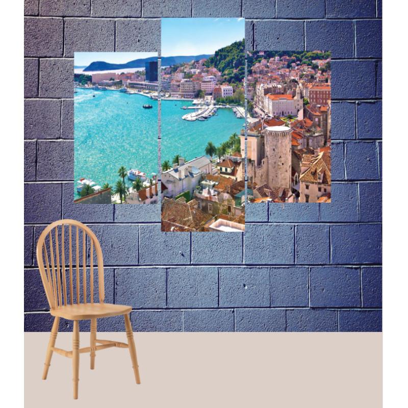 Wall Frames 3 Pieces Set Canvas – Digitally Printed Wall Canvas TJ-169