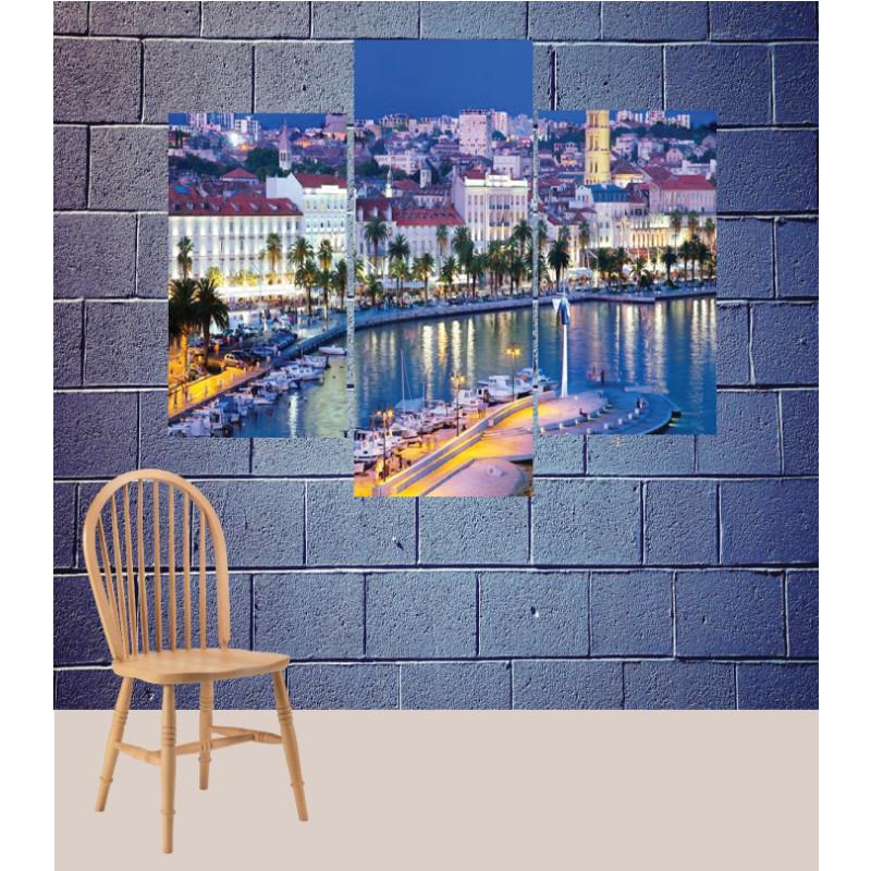Wall Frames 3 Pieces Set Canvas – Digitally Printed Wall Canvas TJ-172