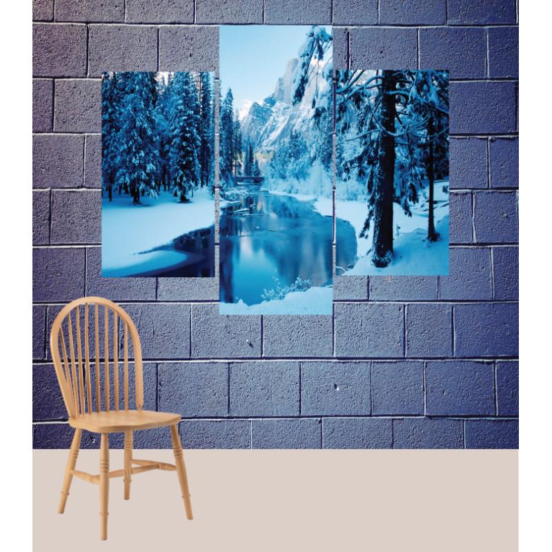 Wall Frames 3 Pieces Set Canvas – Digitally Printed Wall Canvas TJ-176