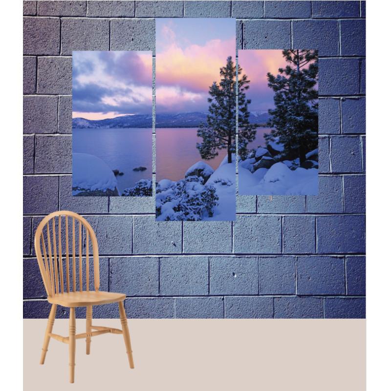 Wall Frames 3 Pieces Set Canvas – Digitally Printed Wall Canvas TJ-177
