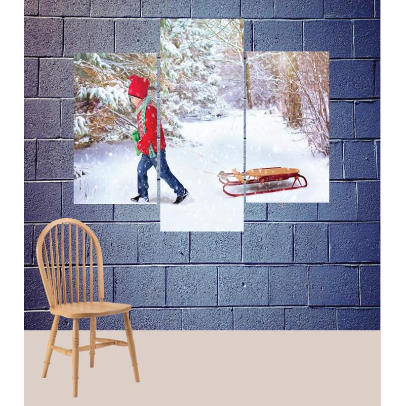 Wall Frames 3 Pieces Set Canvas – Digitally Printed Wall Canvas TJ-179