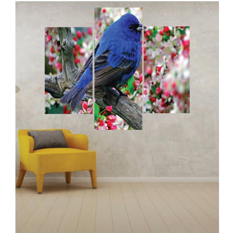 Wall Frames 3 Pieces Set Canvas – Digitally Printed Wall Canvas TJ-18