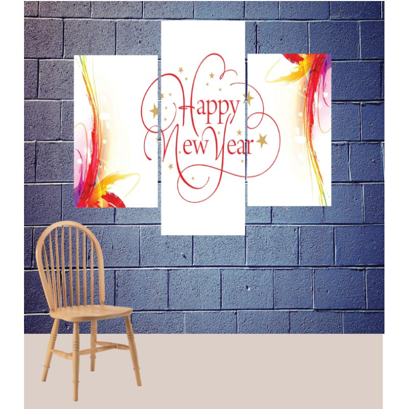Wall Frames 3 Pieces Set Canvas – Digitally Printed Wall Canvas TJ-182