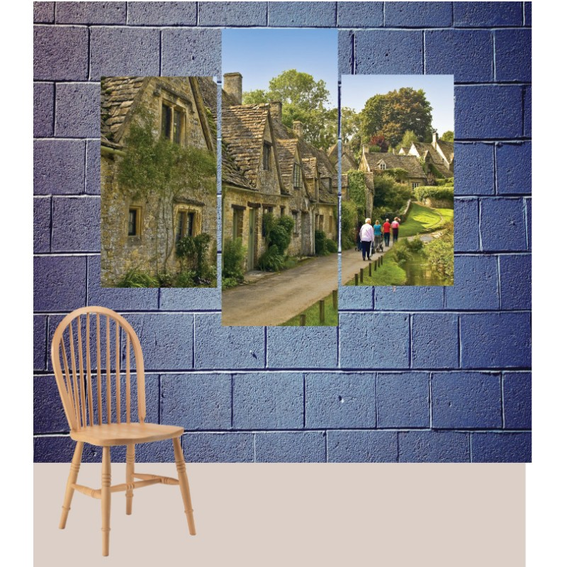 Wall Frames 3 Pieces Set Canvas – Digitally Printed Wall Canvas TJ-185
