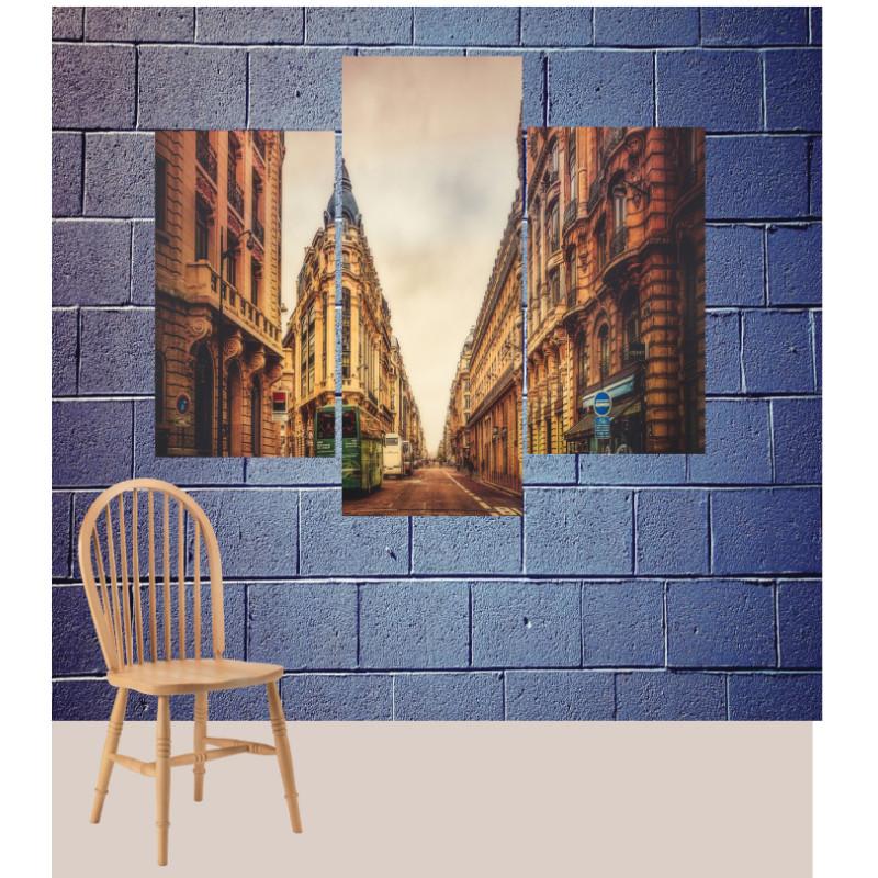 Wall Frames 3 Pieces Set Canvas – Digitally Printed Wall Canvas TJ-191