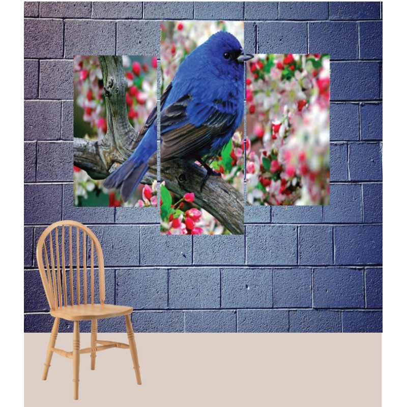 Wall Frames 3 Pieces Set Canvas – Digitally Printed Wall Canvas TJ-193