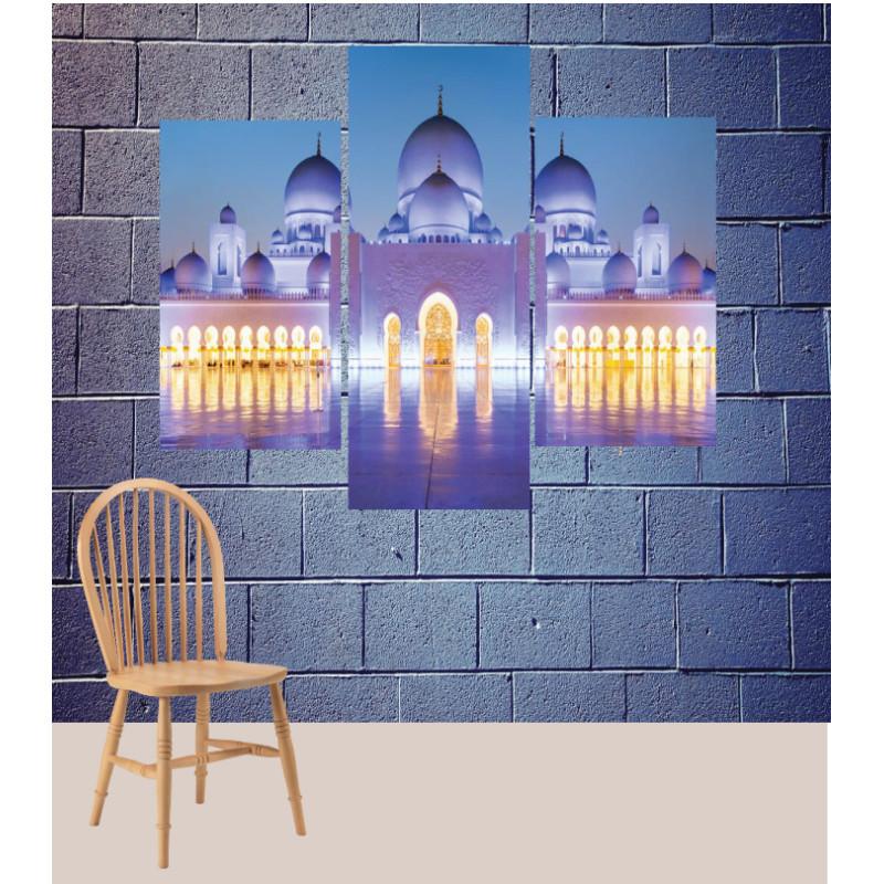 Wall Frames 3 Pieces Set Canvas – Digitally Printed Wall Canvas TJ-194